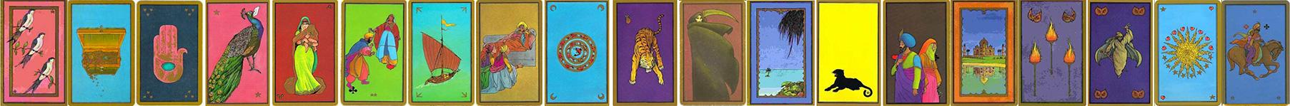 Vous allez tirer les cartes du véritable tarot Persan de Madame Indira afin  d observer votre destinée en image. A la suite de ce tirage, vous pourrez  ... 31c10fd4b93b