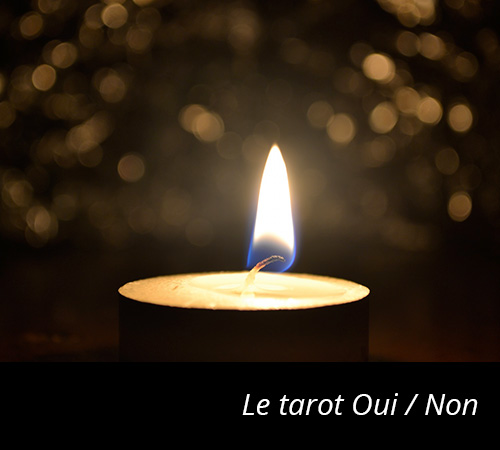 tarot oui non amour